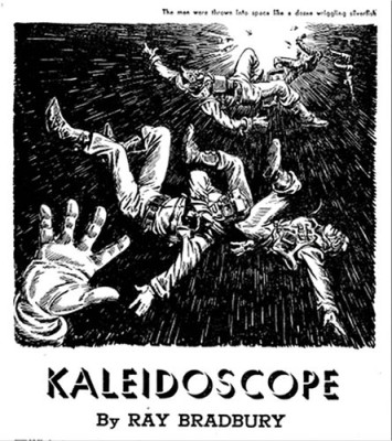 cover, Kaleidoscope