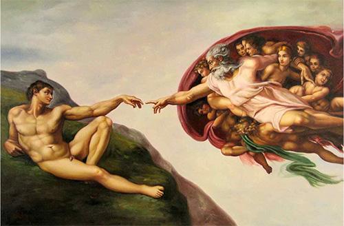 Michelangelo's Sistine Ceiling